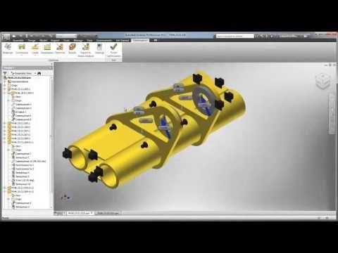 Autodesk Product Design Suite overview video Offrire migliori progettazioni dei prodotti 3D.   Product Design Suite è una soluzione completa che include strumenti di progettazione, simulazione, condivisione e visualizzazione 3D in grado di gestire l'intero processo di progettazione.   StudioC Group Servizi informatici per le aziende Via Archimede, 10 Arbizzano - verona  http:www.studiocgroup.it https://www.facebook.com/studioc.it?ref=settings  Fonte del video: http://www.autodesk.it