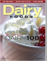 Dairy Foods is edited to provide dairy processors with ideas and technologies to increase productivity, maximize efficiencies and enhance profit margins in various product categories: cultured, cheese, fluid, and frozen.