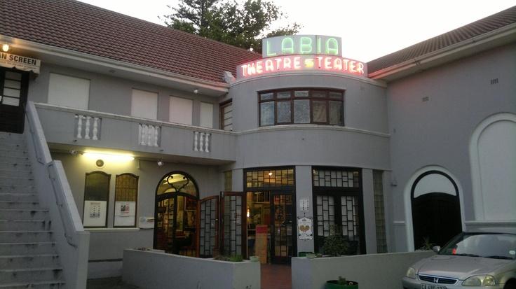 Labia Theatre on Orange St - Gardens - CPT