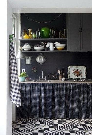 Best Cuisine Grise  Grey Kitchen Images On   Black