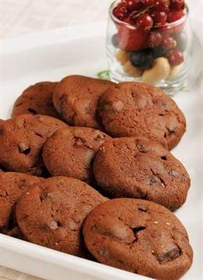 Femina.co.id: Choco Chip Cookies #resep