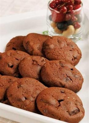 Femina.co.id: Choco Chip Cookies #resep