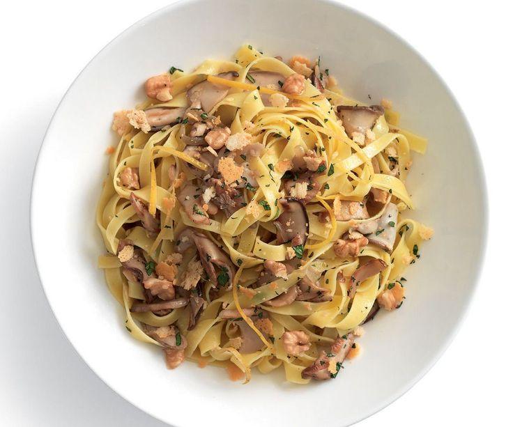 Ricetta Tagliatelle ai funghi porcini - Le ricette de La Cucina Italiana