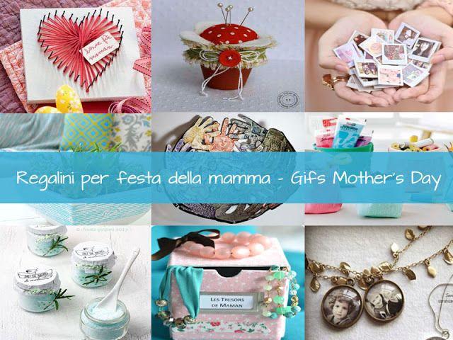 regali fai da te festa della mamma