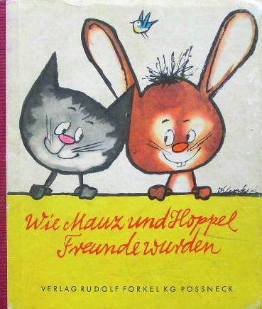 Wie Mauz und Hoppel Freunde wurden :Werner Klemke  http://twin-rabbit.com/?pid=84627873