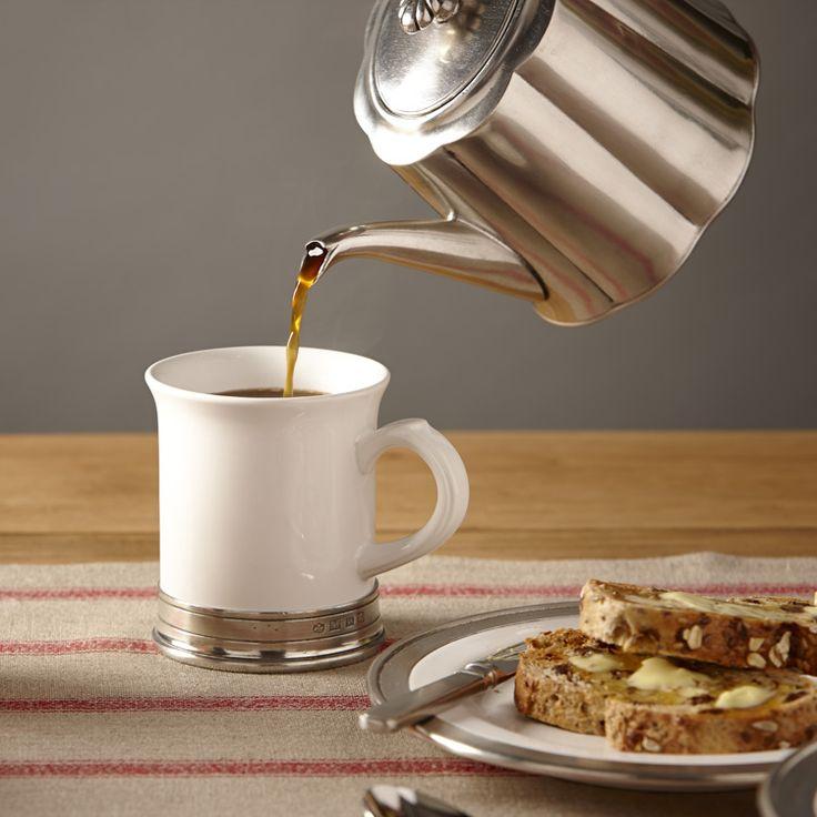Mug (Peltro, Ceramica)
