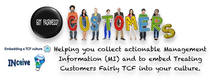 INceive Treating Customers Fairly culture and complaince solution