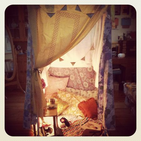 Sophie Isobel Asher. Cool FortsIndoor FortsBohemian KidsFarmhouse Style  BedroomsBlanket ...