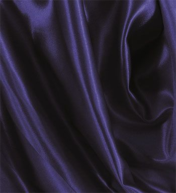 Crepe Back Satin Fabric - #934 Dark Navy | Online Discount Drapery Fabrics and Upholstery Fabric Superstore!