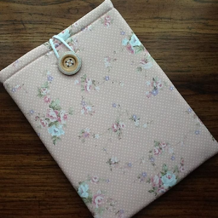 Pretty Peach Floral Kindle DX, Kindle DX White, Samsung Galaxy Tab2 Cover Sleeve. Very Shabby Chic Print by LindaLeasBoutique on Etsy