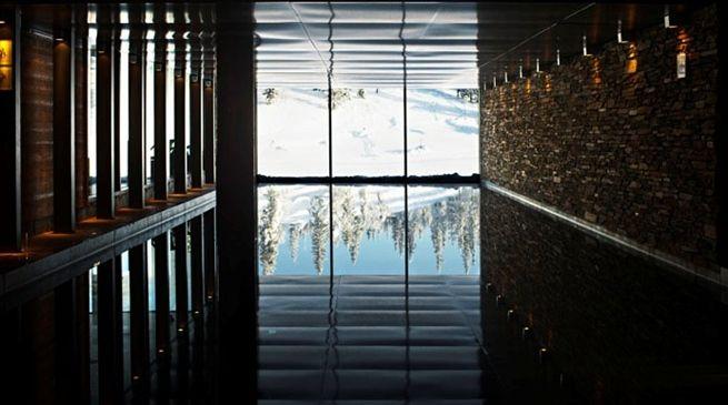 Pool - View - Copperhill Mountain Lodge