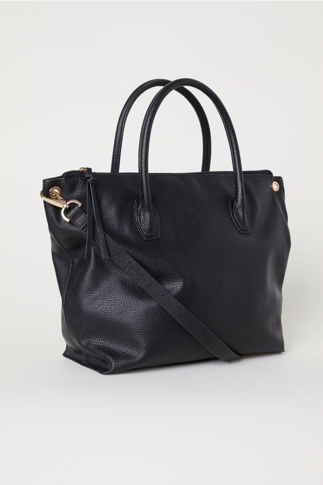 9823c8c1d4 H M Handbag - Black