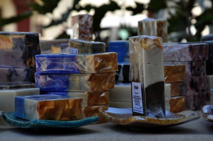 Les savons artisanaux de la Savonnerie du Chapitre Saint-Paul-de-Fenouillet