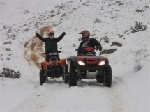 Quad Biking - Matroosberg Nature Reserve. About 2 hours drive from Cape Town, Matroosberg Nature Reserve offers a number of different quad bike trails, which vary in their level of difficulty. We can accommodate everyone – from beginners to advanced riders, and all our quad bike trips are guided.