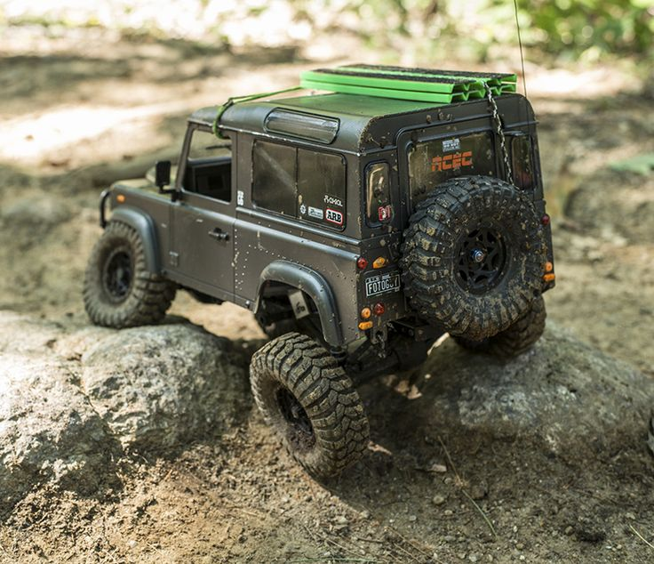 Axial SCX10 G6 by Kyle St. Peter [READER'S RIDE]