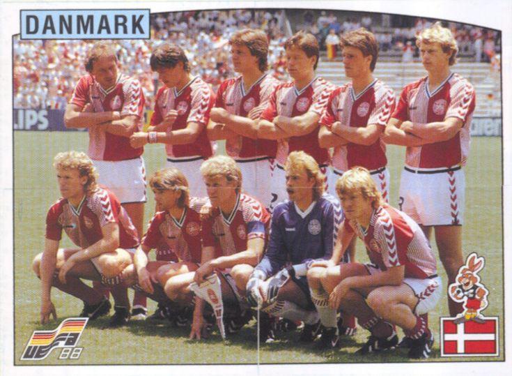 Fussball Dänemark
