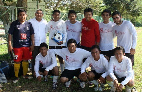 """Se llevó a cabo el torneo """"Fútbol 7"""" (Fut7) el cual dio inicio en el mes de septiembre y concluyó en  octubre. El torneo consistió en que durante este período diez equipos participantes conformados por siete integrantes cada uno, realizaban dos encuentros eliminatorios, que se llevaron a cabo cada martes y jueves en las instalaciones deportivas del Instituto. Equipo ganador del Torneo de Fut7: """"Galaxy""""."""