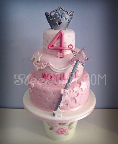 Cake by Sleekcafe.com - #sleek #coffeeshop #italy #cakes #cake #sugarpaste #decorations #flowers #wedding cakes #lady #girl #girlie #pink #classy #good #children #kid #cartoon #thomas #enging #tank #teddy #bear