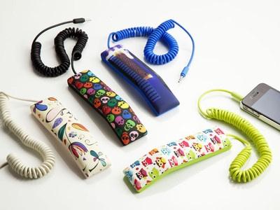 BRANDANI STORE UFFICIALE CORNETTA IPAD IPHONE CELLULARE GUFETTI VERDE 59123