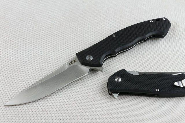ZT Zero Tolerance G10 Griff Taschenmesser Einhandmesser Rettungsmesser Knife NEU | eBay