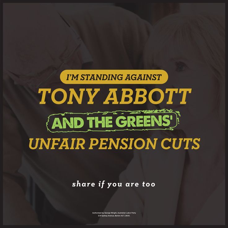 THE ONLY PARTY THAT PROTECTS PENSIONERS IS LABOR GREENS BETRAYED PENSIONERS AND THE LNP AS WE KNOW IS WAGING WAR ON PENSIONERS.
