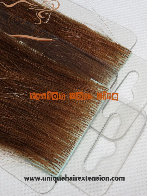 Invisible Tape Hair Extensions Clip In Hair Extensions Pinterest
