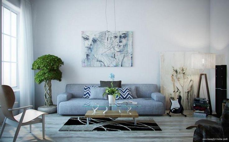 Art For Living Room