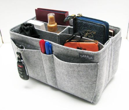 diy felt purse organizer insert - Google Search