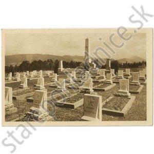 Žilina, cintorín ČA