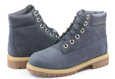 Timberland Boty - 6 In Premium Boot - 9497R-NVY