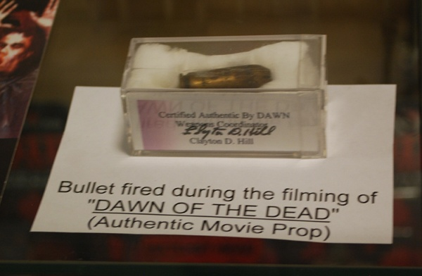 Monroeville Mall, Zombie Museum.