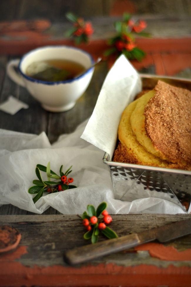 Sweet Gula: Pão de Milho com Açúcar e Canela - World Bread Day...