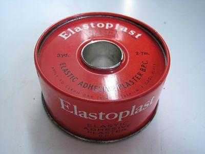 Vintage elasto plast elastic adhesive plaster