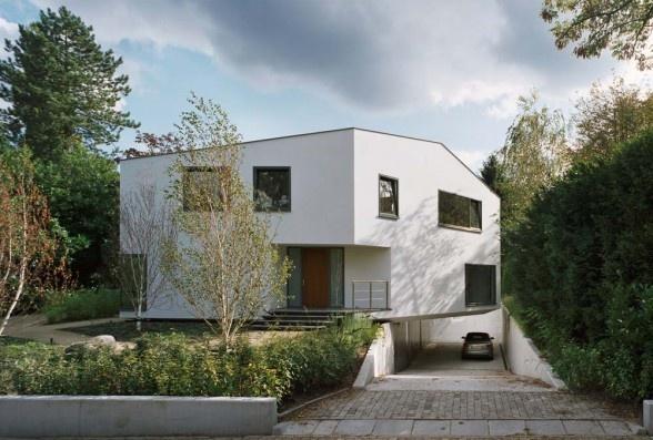 Modern Villa in Bussum, Amsterdam by GROUP A