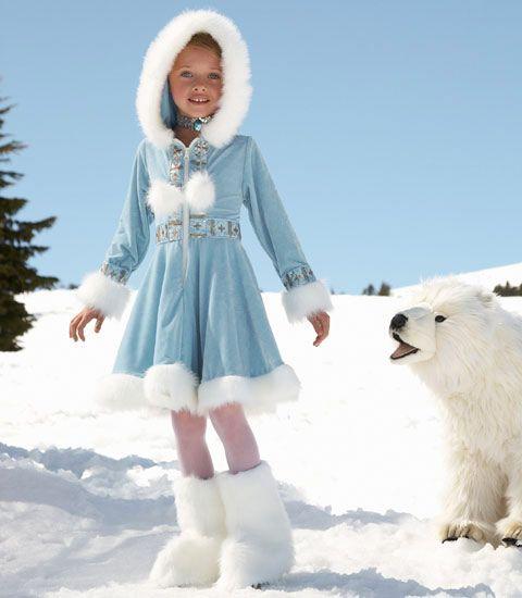 enchanting eskimo child costume - Chasing Fireflies
