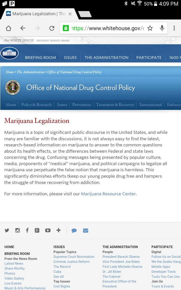 Current white house stance on marijuana legalization. Maybe if this post becomes popular theyll at least fix the grammer