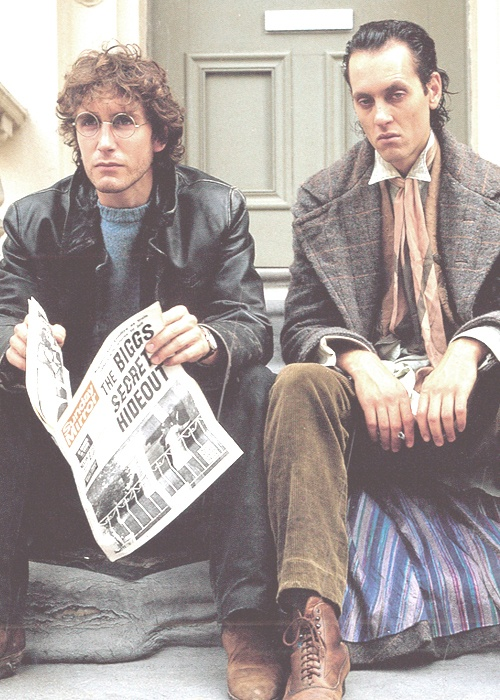 Withnail and I. Richard E Grant. Paul McGann. I want to see that.