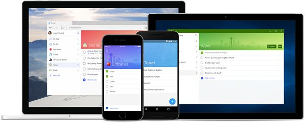 Microsoft releases To-Do task management app for Android iPhone and Windows 10 - Video. #Windows #Windows10 #Microsoft @MyAppsEden  #MyAppsEden