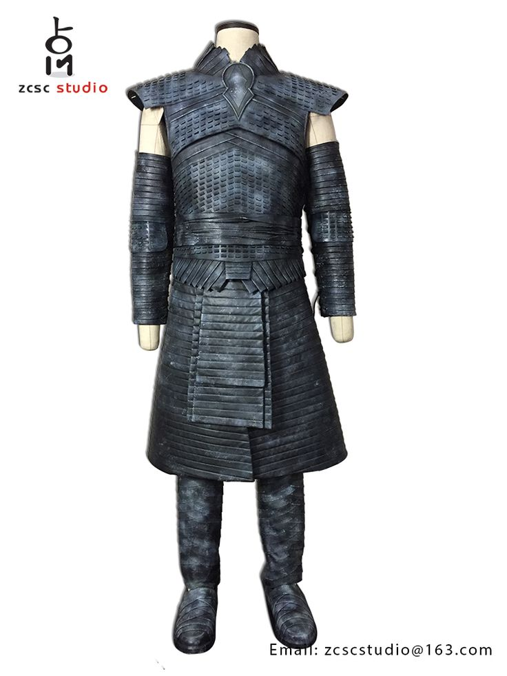 Game Of Thrones Night King costume from ZCSC Studio