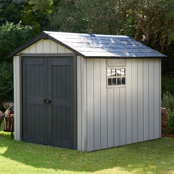 Want To Maximize Your Outdoor Space Consider Using Garden Shed From Gary S Garden Sheds That Provides Plastic Sheds Plastic Storage Sheds Garden Storage Shed