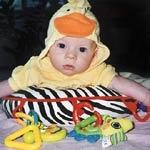 8 Baby Animal Costumes for Halloween