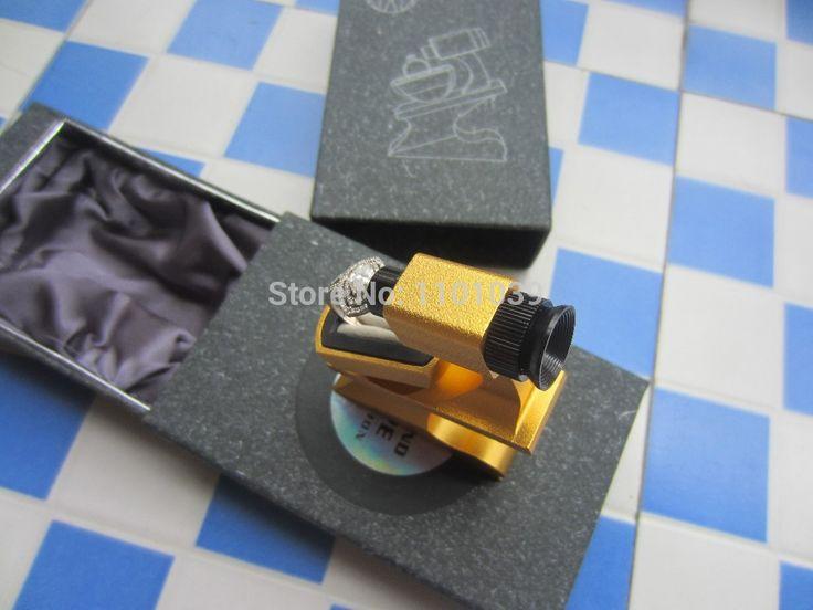 Ювелирные инструменты, оптовая торговля alibaba Горячие продажа 1 шт./лот алмаз гия лупа, талии зеркало ювелирные лупы лупы, ювелирные изделия машина и