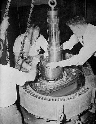 Massive rotary engine