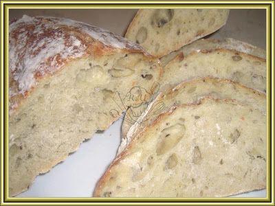 Kouzelná vařečka: Domácí chléb podle Čištinky