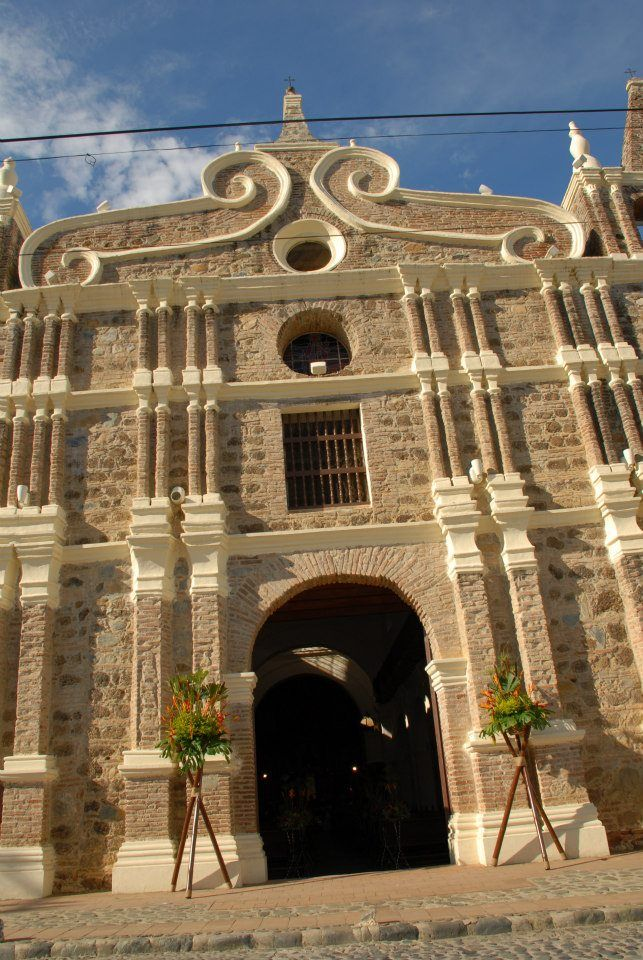 Iglesia Santa Barbara, Santa Fe de Antioquia