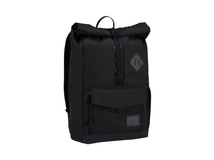 Batoh Burton Export true black heather twill 25l. Batoh Burton Export true black heather twill 25l