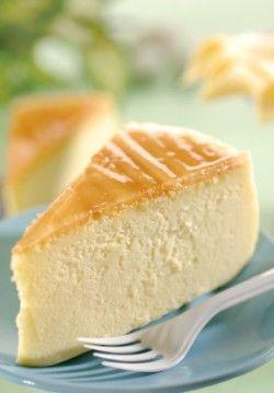 torta de queso, muy exquisita :)