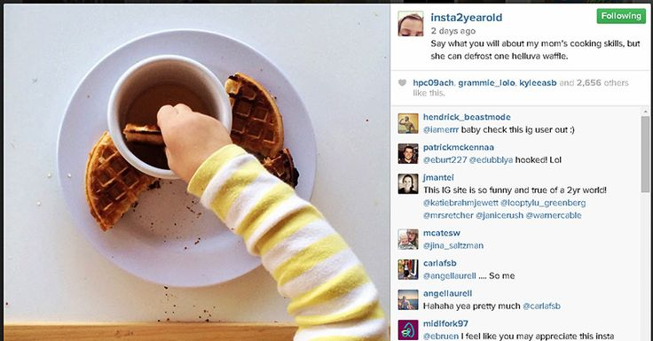 2-Yr-Old Shows How to Get Famous on Instagram (the Kid's Got Skillz!) http://www.postplanner.com/how-to-get-famous-on-instagram-insta2yearold/