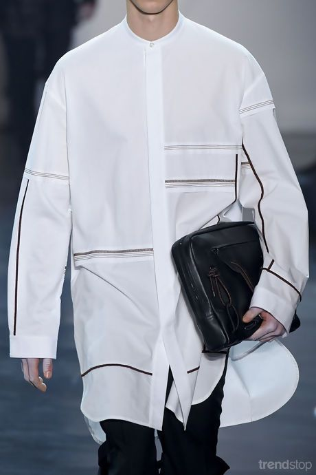 Trendstop - trend analysis for fashion and creative professionals 3.1 Phillip Lim Fall Winter 2015-16