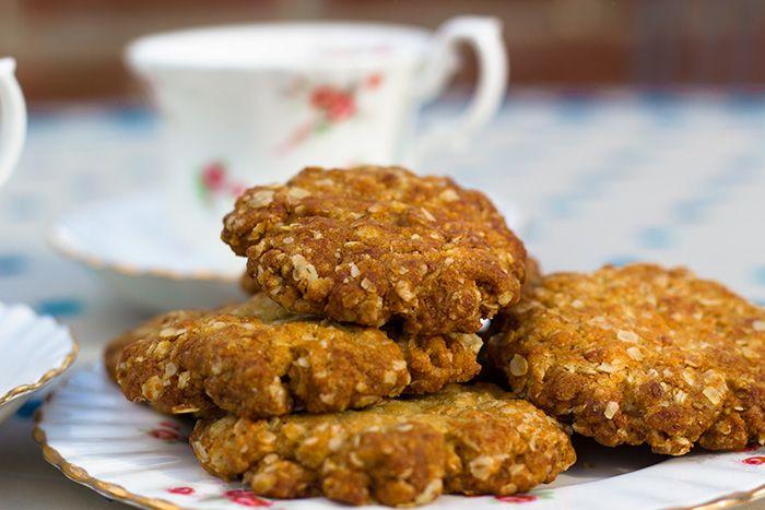 Homemade Hobnob Biscuit Recipe - Sunday Baking